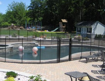 Life Saver Pool Fence Photos