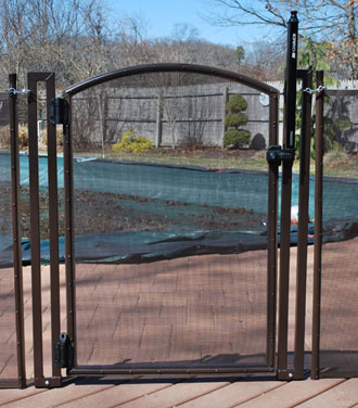 Exclusive Arched Style Gate
