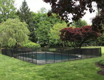 black pool fence color Shelton, CT