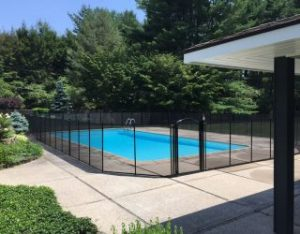pool fence installation in Hartford County, CT
