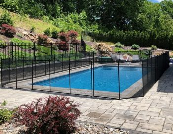 pool fencing installed in Avon, CT